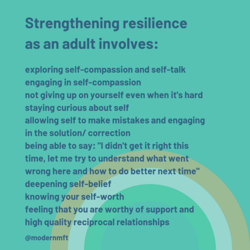 Cultivating Resilience, Self-Belief, and Identity